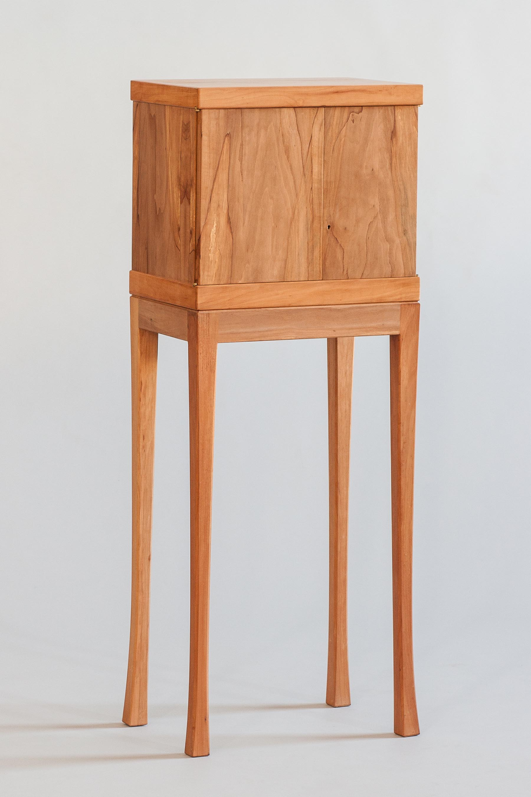 Pear Wood Drawer Cabinet